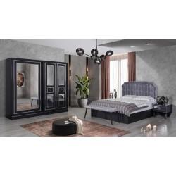 Eliz Siyah Yatak Odası