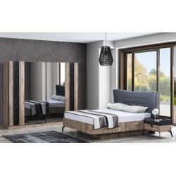 Begonya Yatak Odası